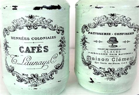 shabby french typography labels project gorgeous