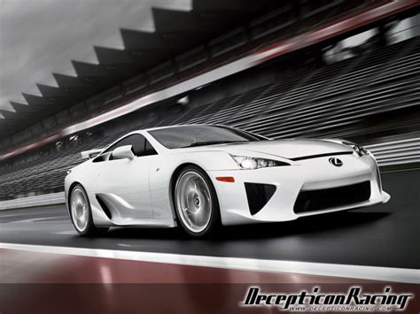 lexus lfa modified 2012 lexus lfa modified car pictures decepticon racing