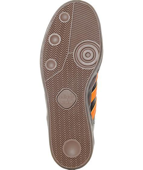 Bagpack Adidas Samba Black Check Orange adidas busenitz vulc samba black orange gum shoes zumiez