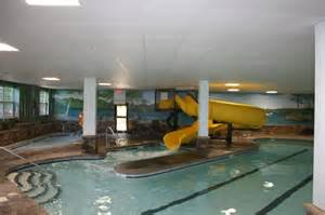 indoor pool at comfort suites lake george picture of