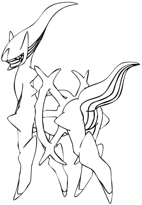 coloring pages pokemon roggenrola drawings pokemon arceus lineart by elsdrake on deviantart