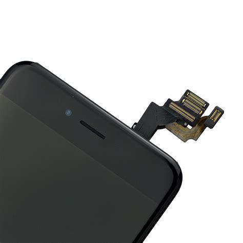 ecran iphone 6 plus noir vitre tactile et 233 cran lcd pi 232 ce d 233 tach 233 e