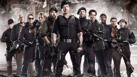 film bagus expendables 3 the expendables 3 pirated by hackers three weeks before