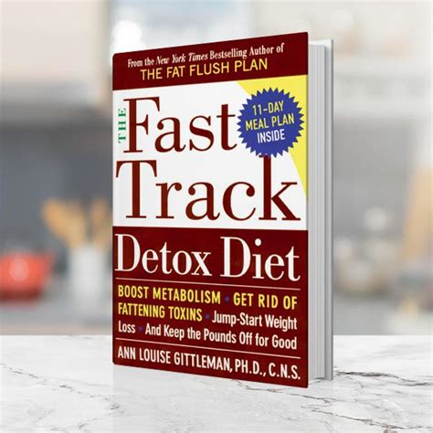 Fast Easy Detox by The Fast Track Detox Diet Uni Key Health