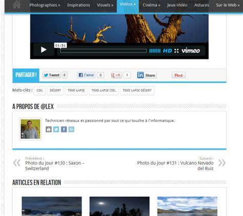 x theme blog navigation nouveau th 232 me en place sur le blog