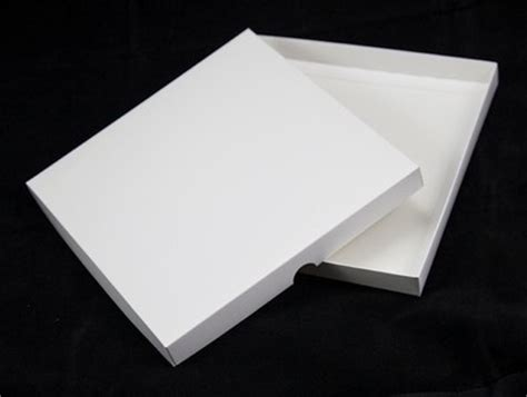 Boxes For Handmade Cards - 8 quot x 8 quot white greeting card boxes for handmade cards sc3