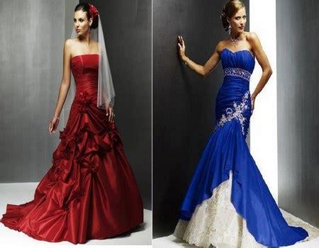 imagenes de vestidos de novia color azul significado de los colores en los vestidos de novia foro