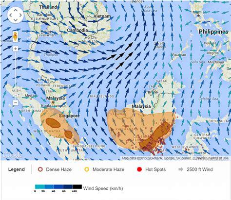 Wind Pattern Indonesia | air pollution index in pekan baru indonesia reaching
