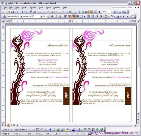 design invitation microsoft word invitations 171 adorkable duo wedding
