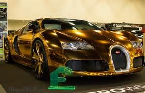 Bugatti Diamonds Gold And Bugatti Veyron