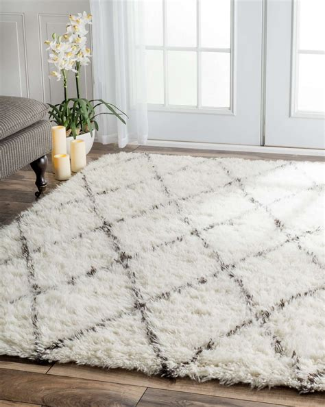 shaggy rugs for bedroom bring home the very plush and ultra soft handmade shag rug