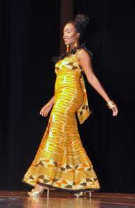 Traditional african dress styles