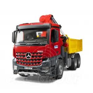 Mercedes Truck Accessories On Ebay Bruder Toys 03651 Pro Series Mercedes Mb Arocs Truck