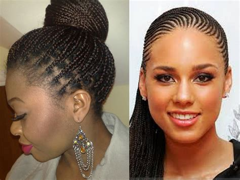 current hair brads 20 most beautiful styles of ghana braids