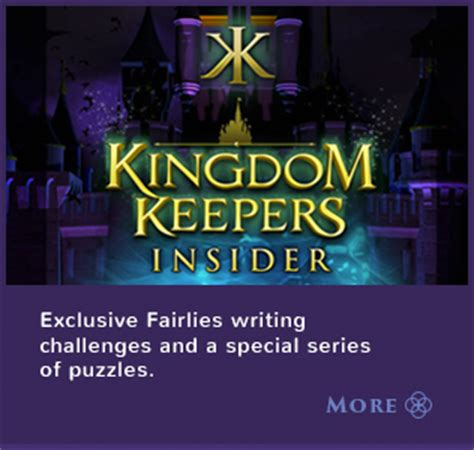 Themes In Kingdom Keepers | the kingdom keepers