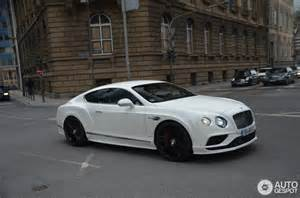 Weight Of Bentley Continental Gt Bentley Continental Gt Speed 2016 7 April 2016 Autogespot
