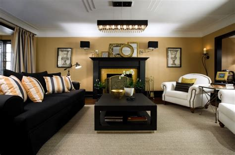 Black And Gold Living Room Ideas by Great Small Living Room Designs By Colin Justin