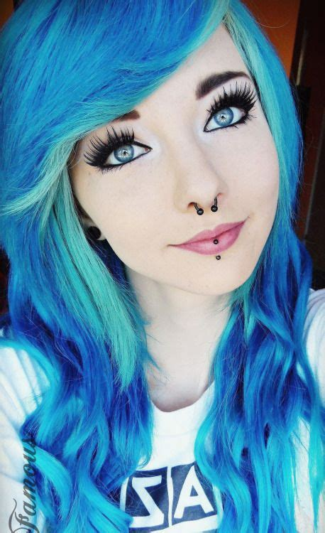 dyed emo hairstyles 24 dyed hairstyles you need to try beautiful pictures