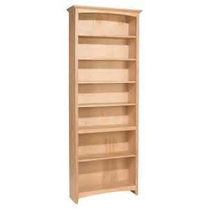 Wide Bookcase Whittier Wood Bookcase Collection 30 Quot Wide