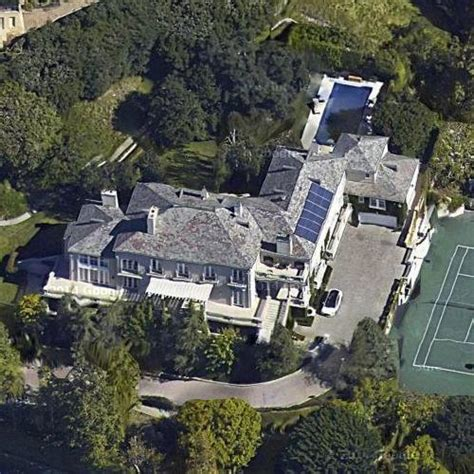 Elon Musk S House In Los Angeles Ca Google Maps 2