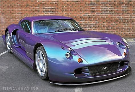 Speed 12 Tvr 1997 Tvr Speed 12 Prototype Specifications Photo Price