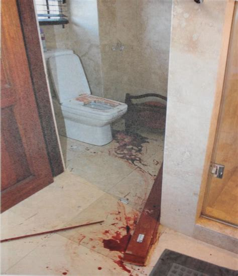 pistorius bathroom pictures show bloody scene where oscar pistorius fatally shot girlfriend ny daily news