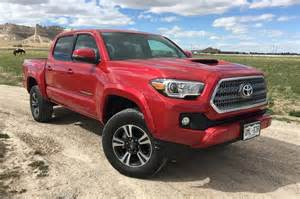 Toyota Trd Sport 2016 Toyota Tacoma Trd Road Vs Trd Sport Photo
