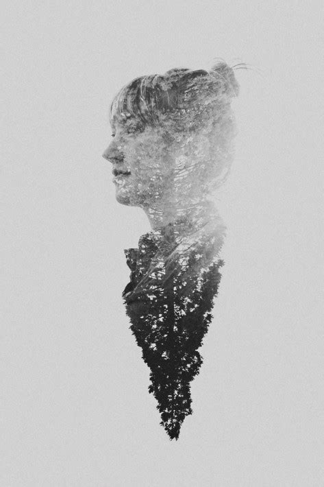 using multiple exposures to create abstract photographs