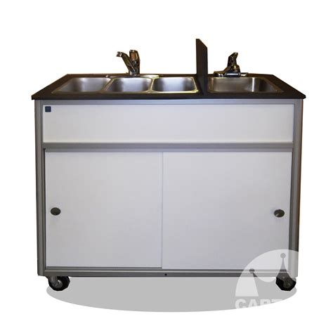 sink unit self contained cart king international