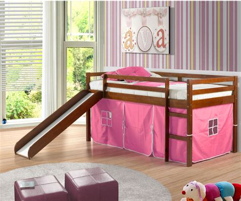 castle tent bedroom rooms to go kids kids bedroom low loft bed with pink tent slide espresso bedroom