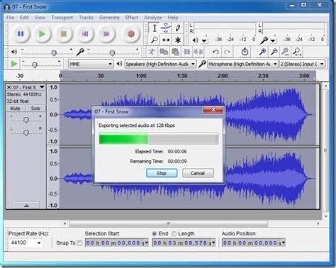download lame mp3 converter for audacity how to use lame encoder to export mp3 files with audacity