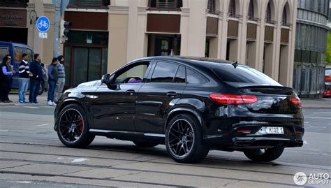 Mercedes Gle 63 Amg by Mercedes Amg Gle 63 S Coup 233 4 Februari 2017 Autogespot