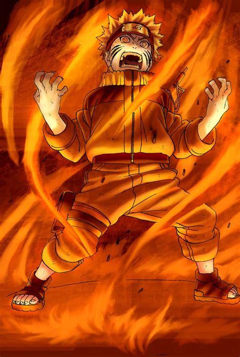 Imagenes De Naruto El Zorro De 9 Colas De Pequeo Imagenes Tiernas   naruto zorro de las 9 colas naruto central