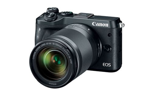 canon m eos m6 ef m 18 150mm f 3 5 6 3 is stm kit canon