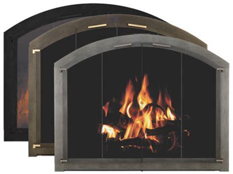 Arched Fireplace Glass Doors Bar Iron Collection Of Fireplace Glass Doors