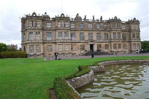 Lord Bath your house is beautiful   Picture of Longleat