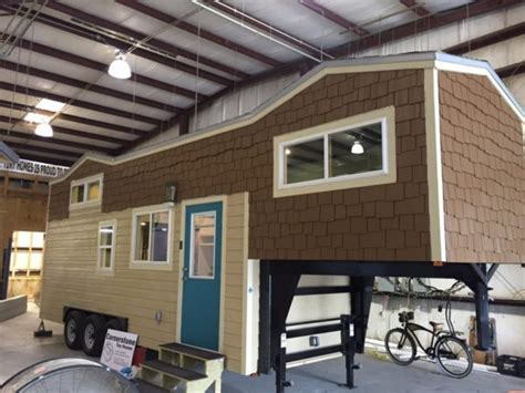 32 Gooseneck Westbury Tiny House With Awesome Living Room Gooseneck Tiny House