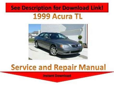 best auto repair manual 1999 acura nsx free book repair manuals 1999 acura tl repair manual youtube