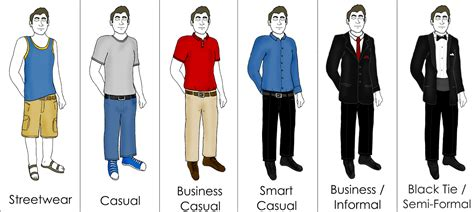 design dress code men s dress code a suit is considered as informal even a