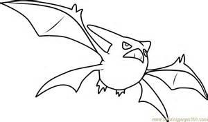 crobat pokemon coloring images pokemon images
