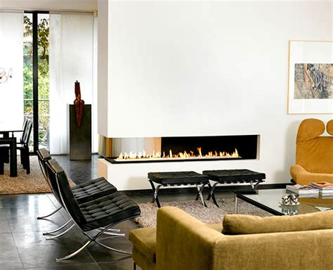 modern interior design and with the fireplace and the interior design with modern contemporary two sided
