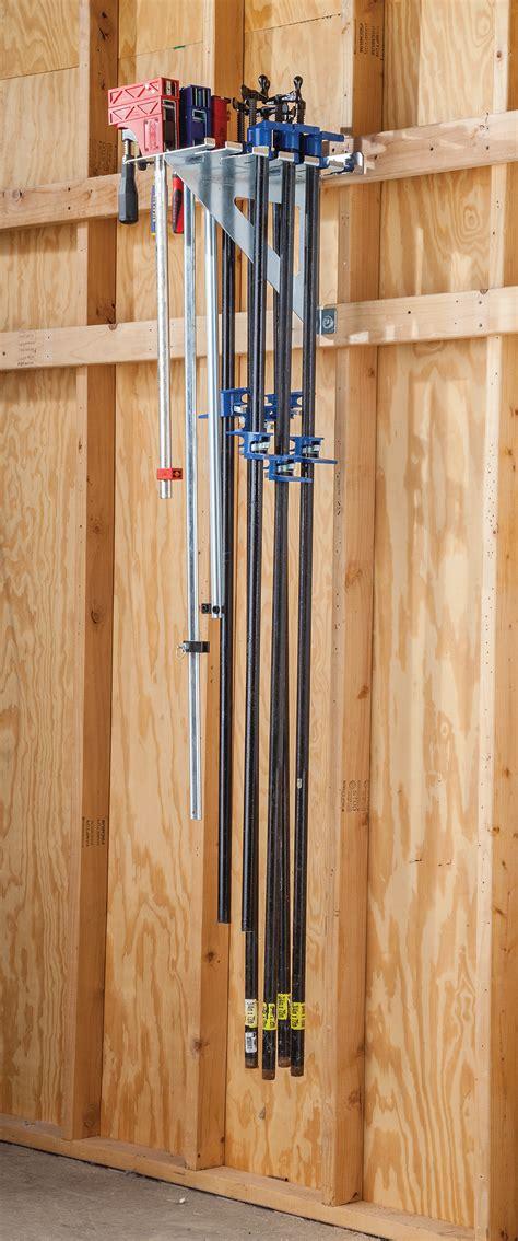rocklers  hd clamp rack  organized storage