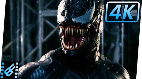 Alpha Venom 3 White Black spider vs venom fight spider 3 2007 clip