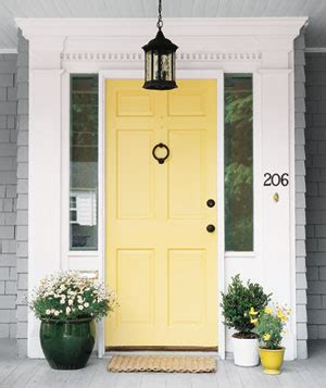 front door colors for yellow house yellow door holly mathis interiors