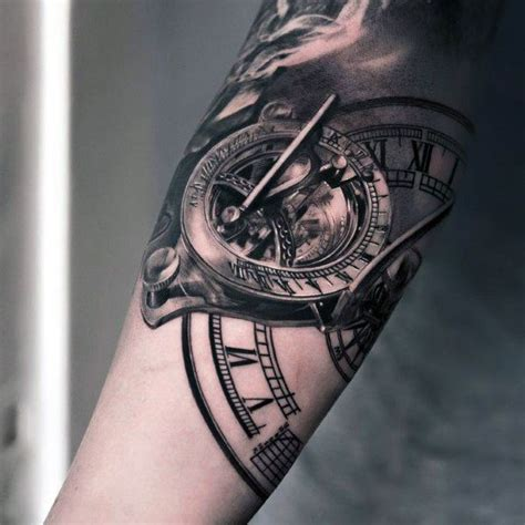 small clock tattoo 30 best images about tattoos on fathers