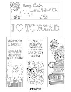 printable bookmark card stock print these bookmarks on card stock cut and let kids
