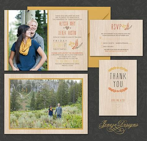 wedding invitation templates photoshop 17 best images about wedding invitation design on