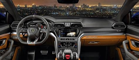 lamborghini jeep interior lamborghini urus suv for sale