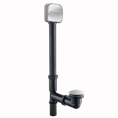 american standard bathtub drain american standard deep soak bath drain in chrome 1640 305