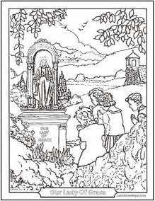 catholic coloring pages 150 catholic coloring pages sacraments rosary saints